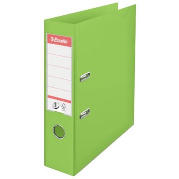Esselte Ordner Power N° 1 Vivida ft A4, rug van 7,5 cm, groen