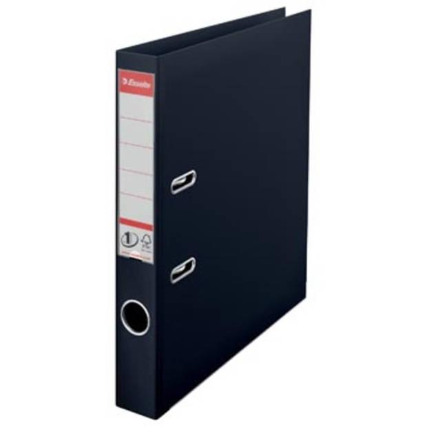 Esselte Ordner Power N° 1 Vivida ft A4, rug van 5 cm, zwart