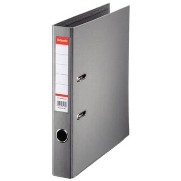 Esselte ordner Power N°1 grijs, rug van 5 cm