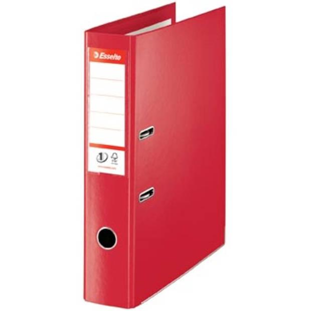 Esselte Ordner Power N° 1 Vivida ft folio, rug van 7,5 cm, rood
