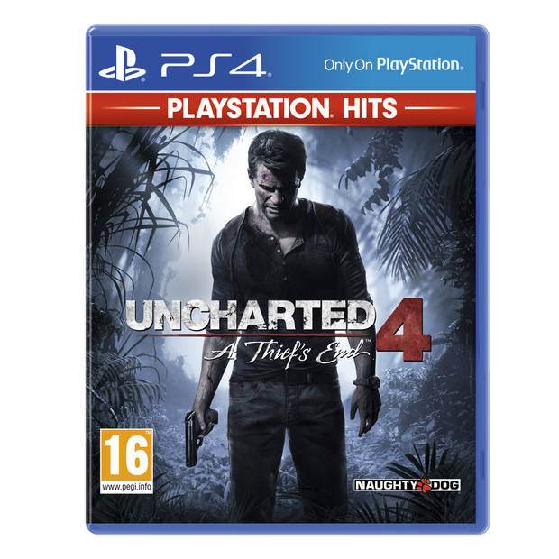 PS4 Hits Uncharted 4 A Thief's End