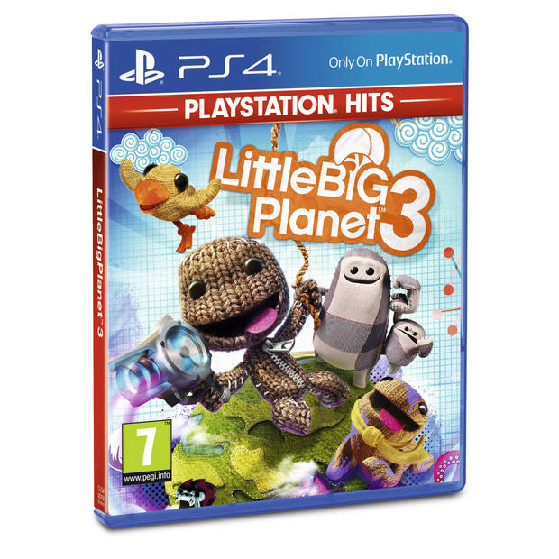 PS4 Hits LittleBigPlanet 3