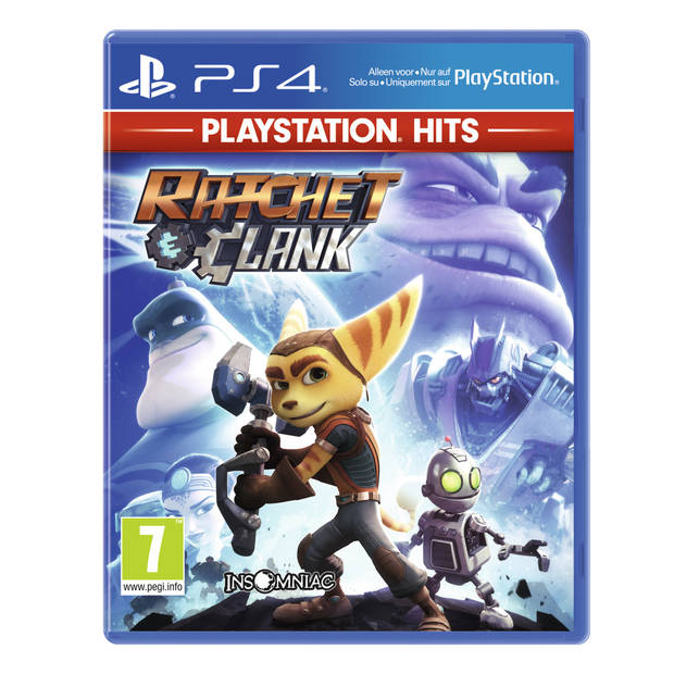 PS4 Hits Ratchet & Clank