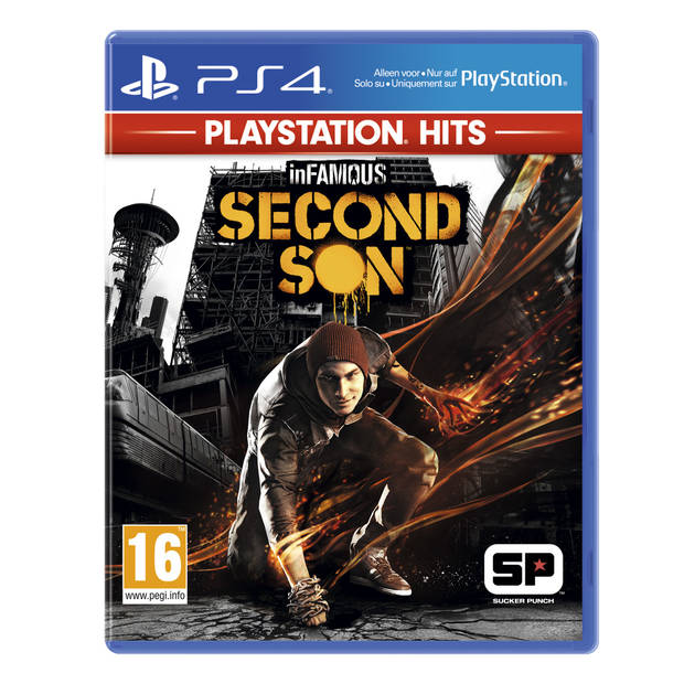 PS4 Hits Infamous Second Son
