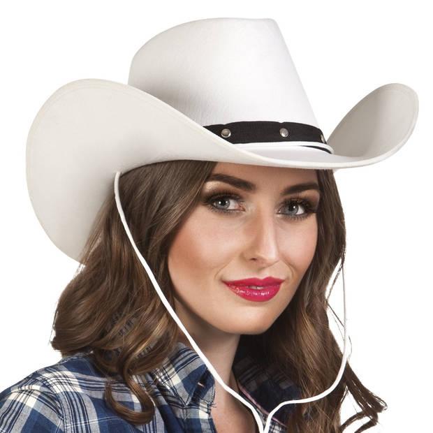 Boland hoed Wichita unisex wit one size