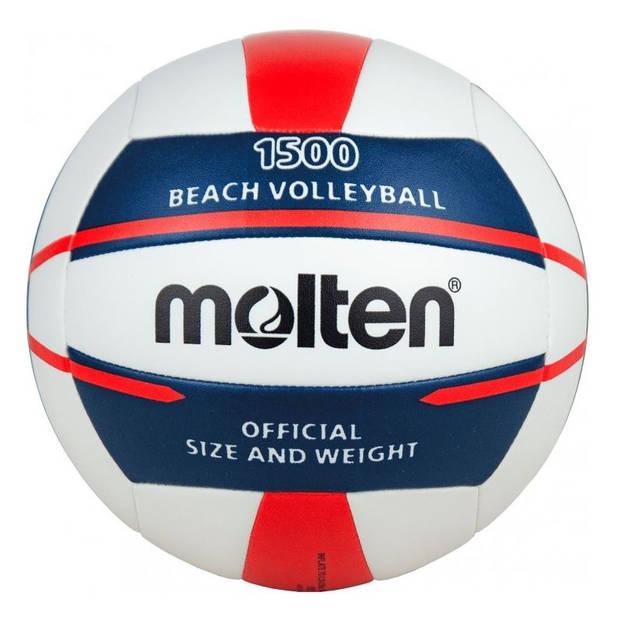 Molten beachvolleybal V5B1500 wit