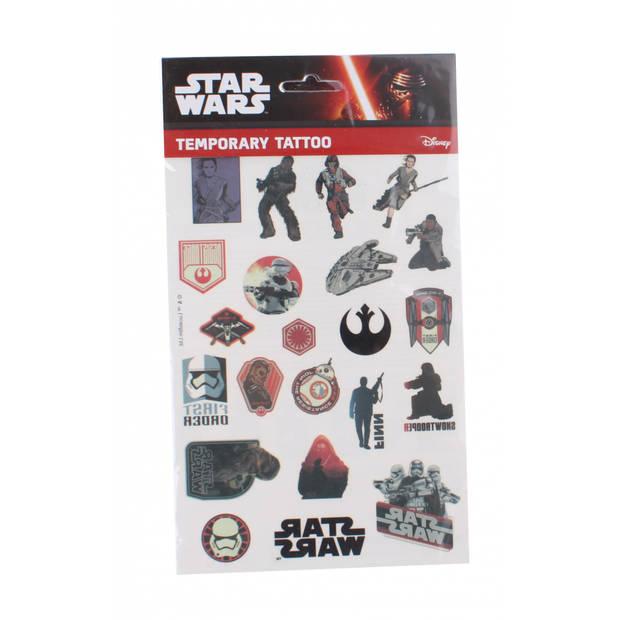 Disney tattoo Star Wars Chewbacca 14,5 x 21 cm