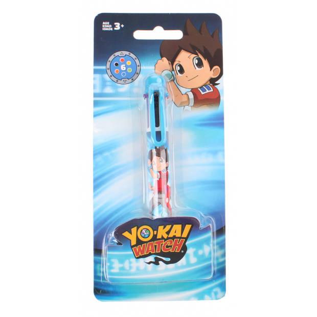 Slammer Yo-Kai Watch 6-kleurenpen 14 cm