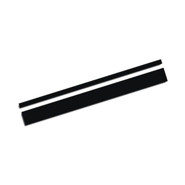 AutoStyle sticker AutoStripe Cool350 3+2 mm 975 cm zwart