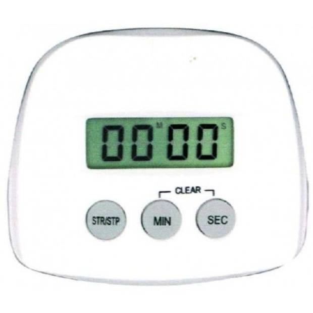 Elektrische Tijdklok Met Alarm Magneet