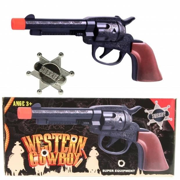 Western set/Cowboy set voor kinderen