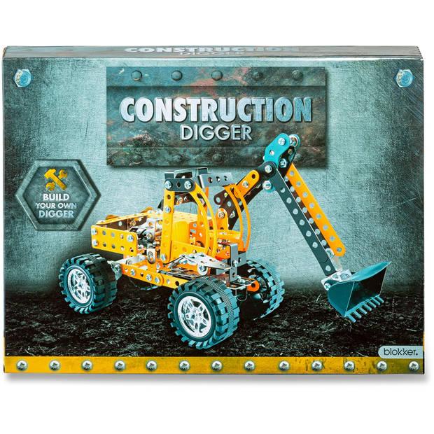 Modelbouwen technisch constructie