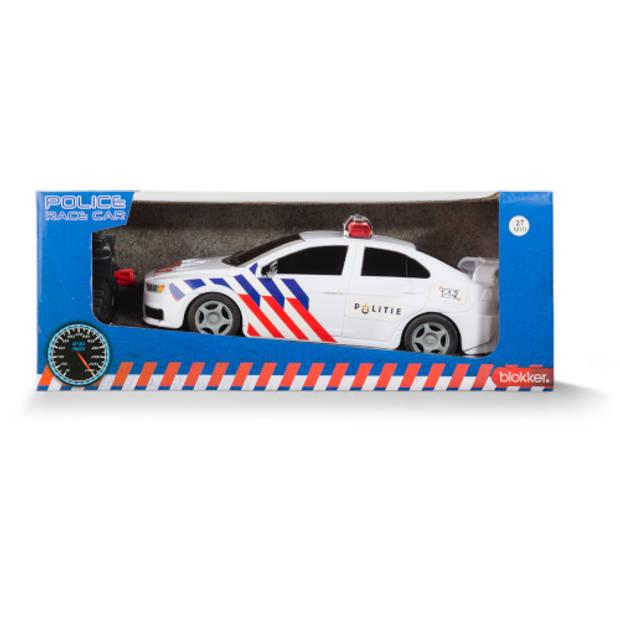 Autobestuurbare Politie Auto