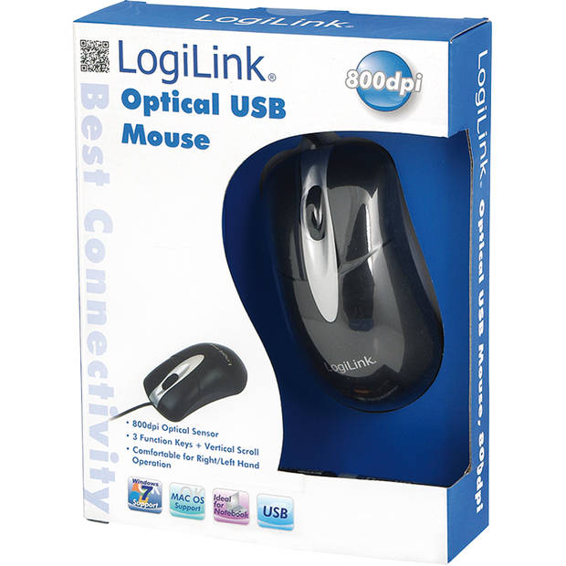 ID0011 Mouse optical USB