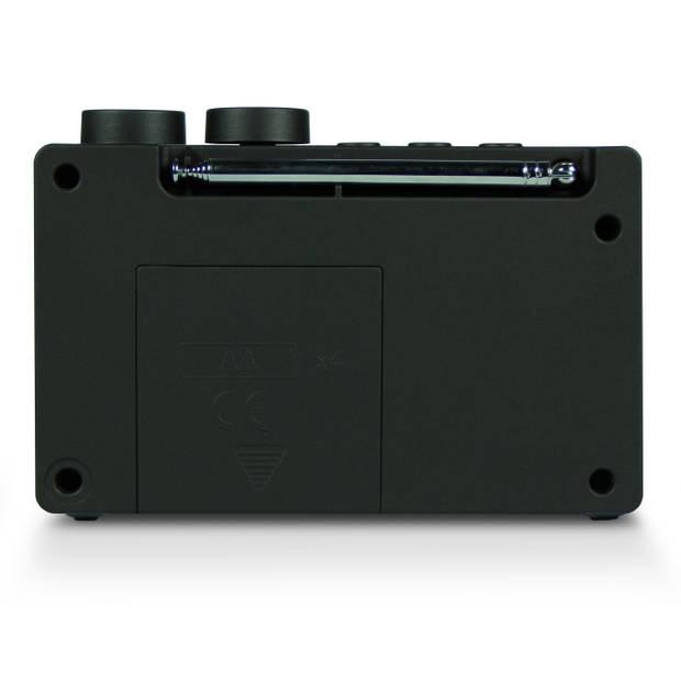 Nikkei NDB10AT Portable DAB+ radio met FM Autoscan en 3Watt RMS
