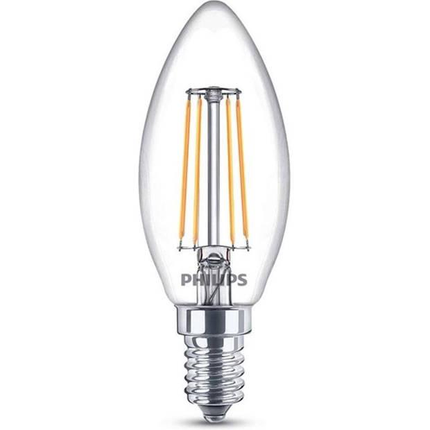 Philips Led Filament Kaarslamp 40watt E14