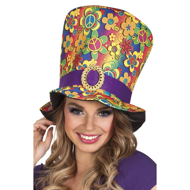 Boland hoed Hippie dames one size