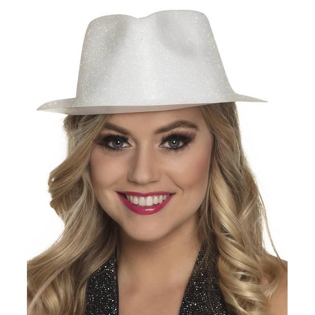 Boland hoed Sparkle unisex wit one size