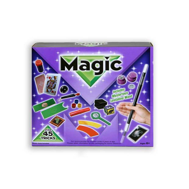 Jonotoys goocheldoos magic paars