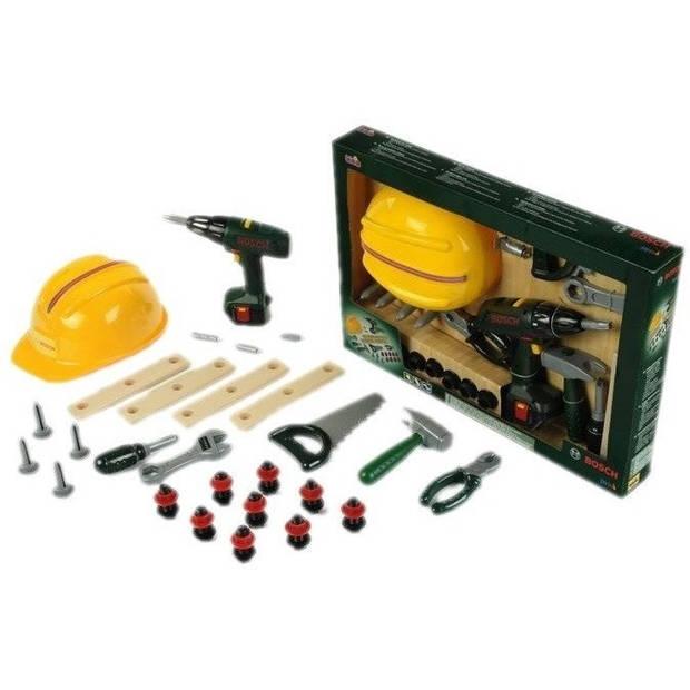 Klein speelgoed gereedschapsset Bosch 26-delig