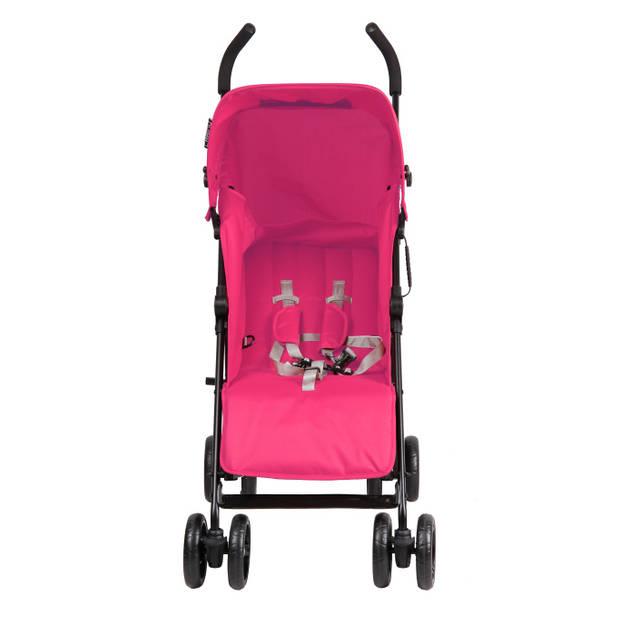 Cabino Buggy 5-Positie Pink