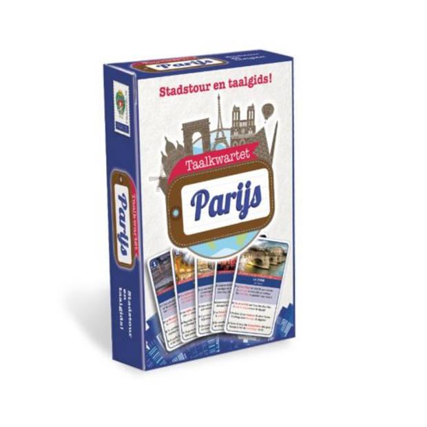 Taalkwartet Parijs - Taalkwartet Citytrips