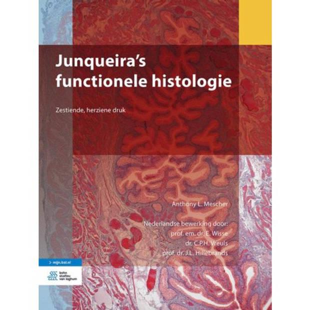 Junqueira's Functionele Histologie