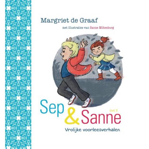 Vrolijke voorleesverhalen - Sep en Sanne