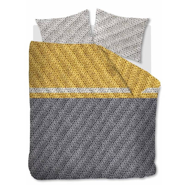 Beddinghouse Merino flanel dekbedovertrek - 1-persoons (140x200/220 cm + 1 sloop)