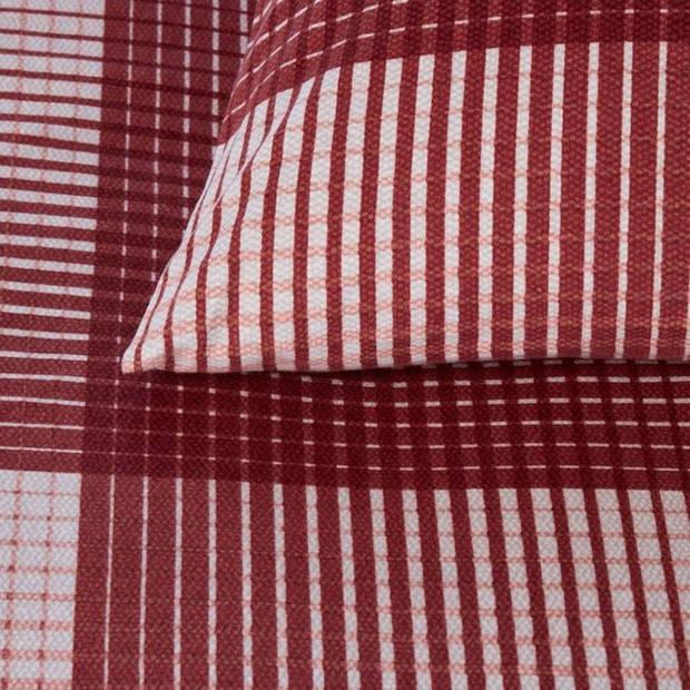 Beddinghouse Graham flanel dekbedovertrek - 2-persoons (200x200/220 cm + 2 slopen)