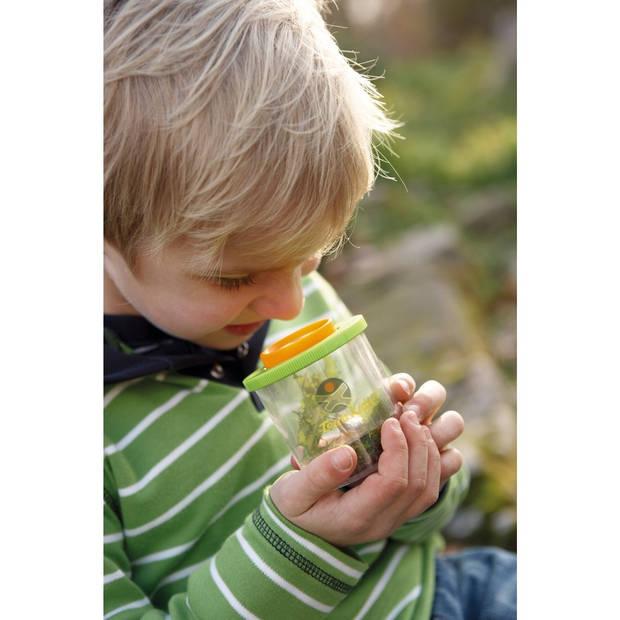 Haba Terra Kids bekerloep 7 cm transparant/groen