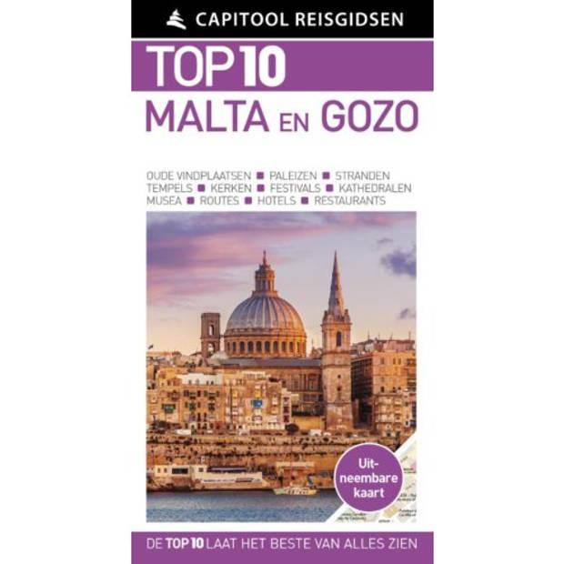 Malta En Gozo - Capitool Reisgidsen Top 10