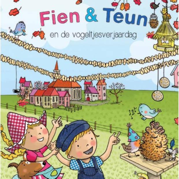 Fien En Teun En De Vogeltjesverjaardag - Fien &
