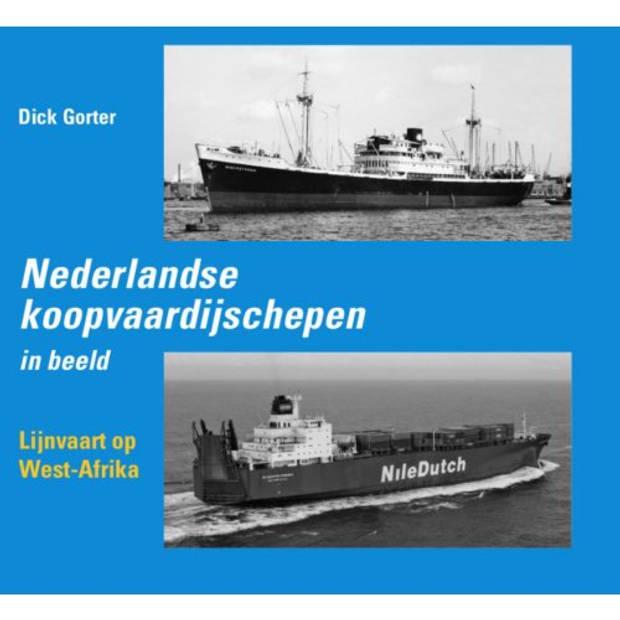 Lijnvaart op West Afrika - Nederlandse