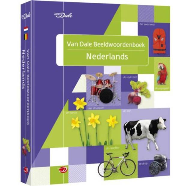 Van Dale Beeldwoordenboek Nederlands / Nederlands