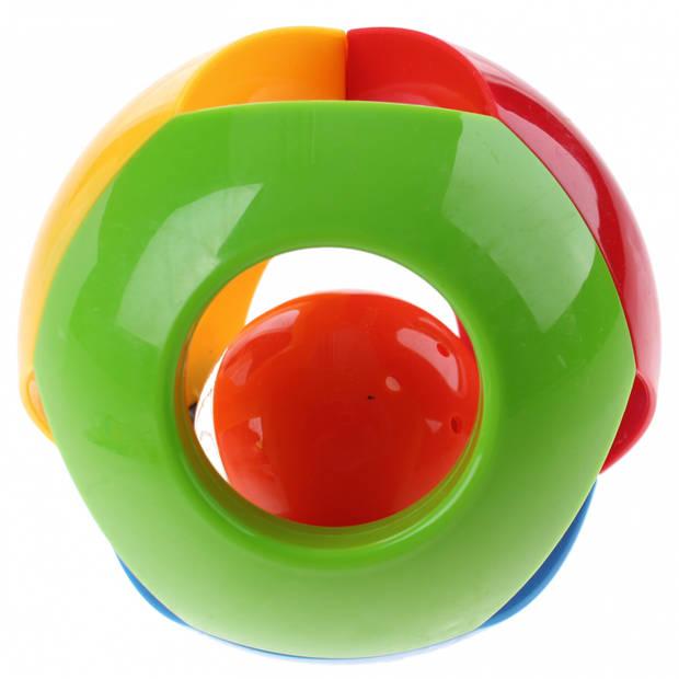 Jonotoys rammelaar Baby Toys 10 cm