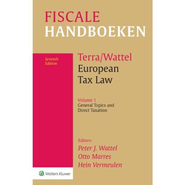 European Tax Law / Vol 1 General Topics And Direct
