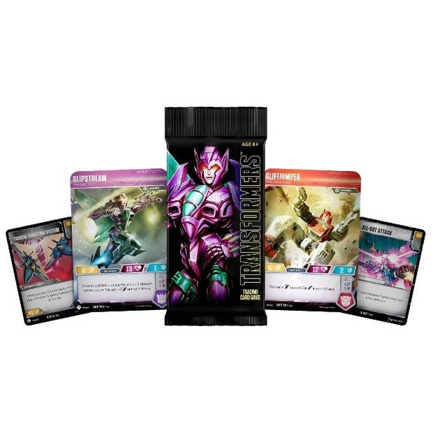 Transformers TCG booster