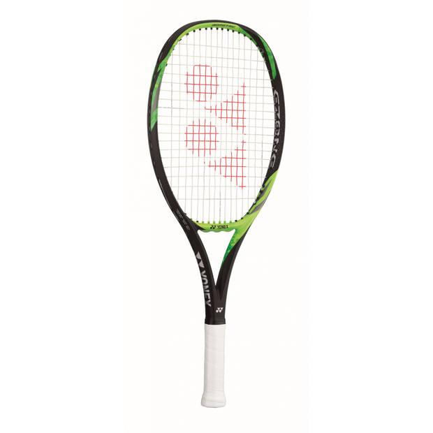 Yonex tennisracket EZone 25 Graphite lime gripmaat L0