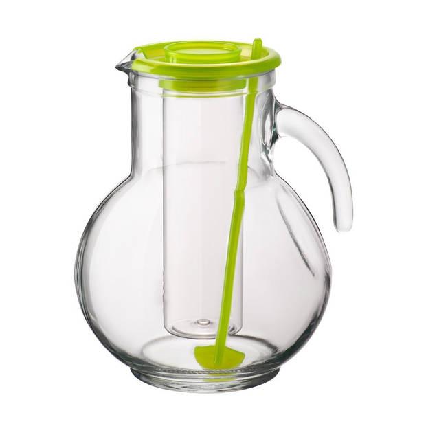 Bormioli Schenkkan Kufra Groen 2 Liter