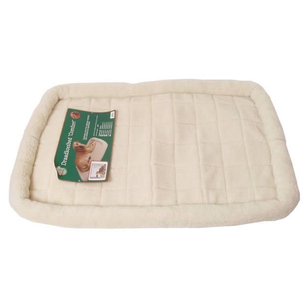 Draadkooibed comfort ivoor 97 x 62 cm