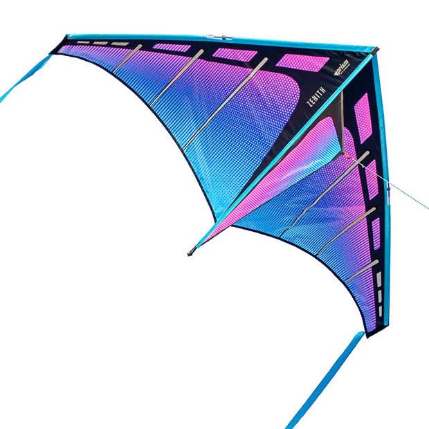 Prism eenlijnsvlieger Zenith 5 Ultraviolet 162,5 cm paars