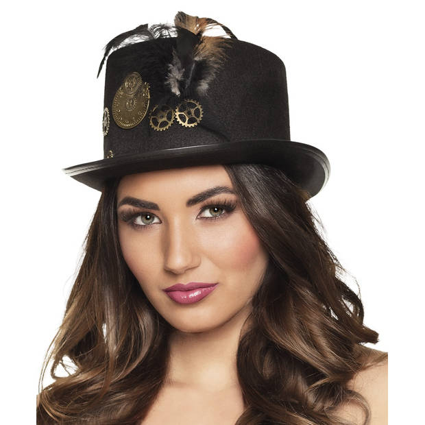Boland hoed steamgear