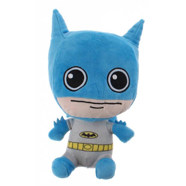 DC Comics Gift-knuffel Batman pluche 15 cm blauw