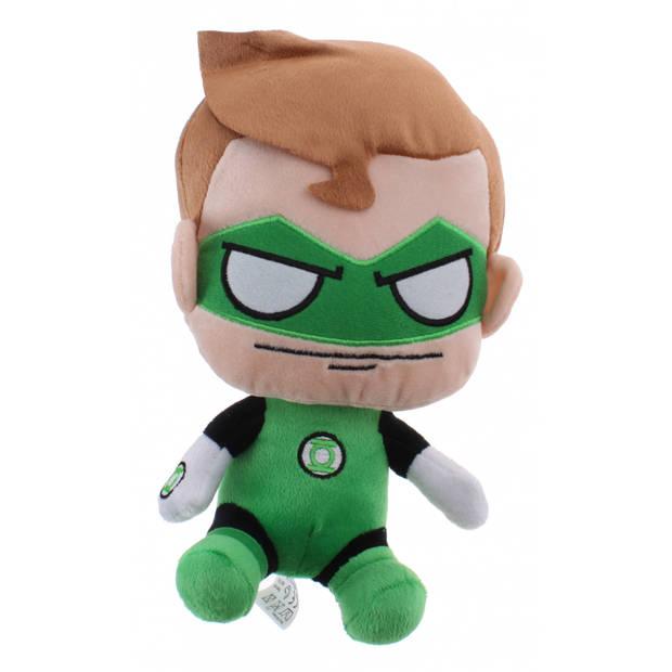 DC Comics Gift-knuffel Green Lantern pluche 15 cm groen