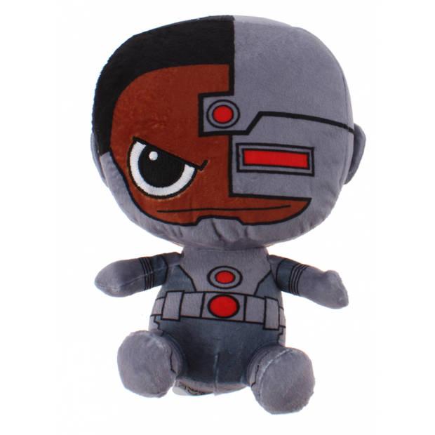 DC Comics Gift-knuffel Cyborg pluche 25 cm grijs