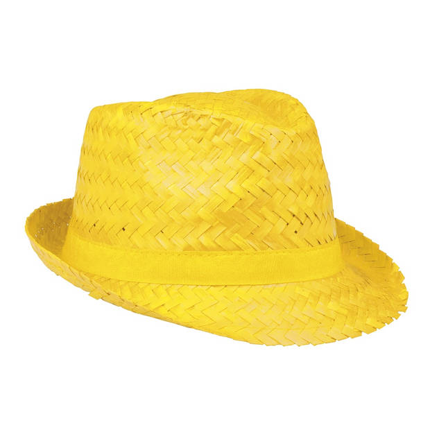Boland Hoed Aruba geel