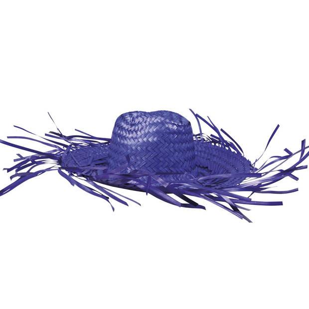 Boland hoed carribean paars