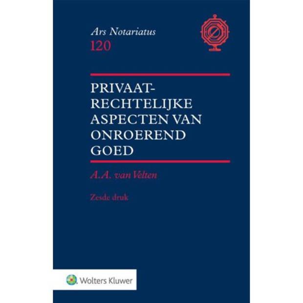 Privaatrechtelijke Aspecten Van Onroerend Goed -