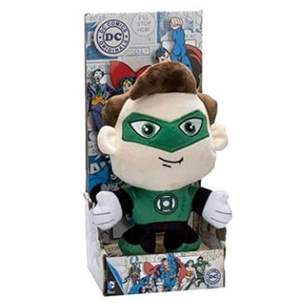 DC Comics knuffel in cadeaubox The Lantern pluche 20 cm groen